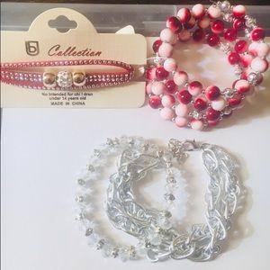 Jewelry - Set of bracelets #B1006